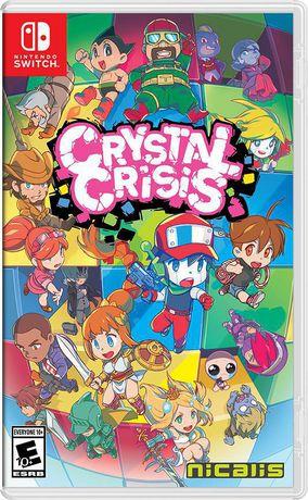 Crystal Crisis [Nintendo Switch] - image 1 de 9
