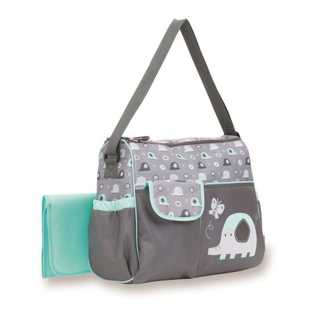 Baby Boom Elephant Duffle Diaper Bag - image 1 of 3