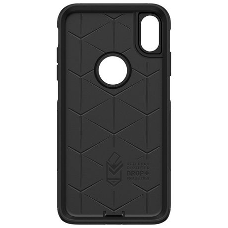 separation shoes 1c212 d51b6 OtterBox Commuter Fitted Hard Shell Case for iPhone XS Max - Black ...