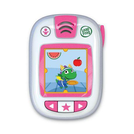 LeapFrog® LeapBand™ Activity Tracker, Pink - English