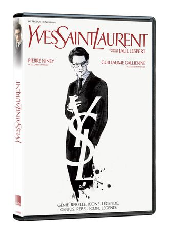 Film Yves Saint Laurent (DVD) - image 1 de 1