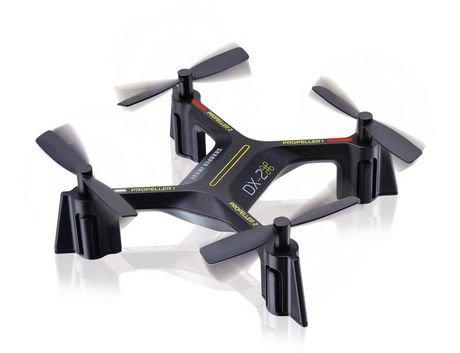Sharper Image 5inch DX 2 Stunt Drone