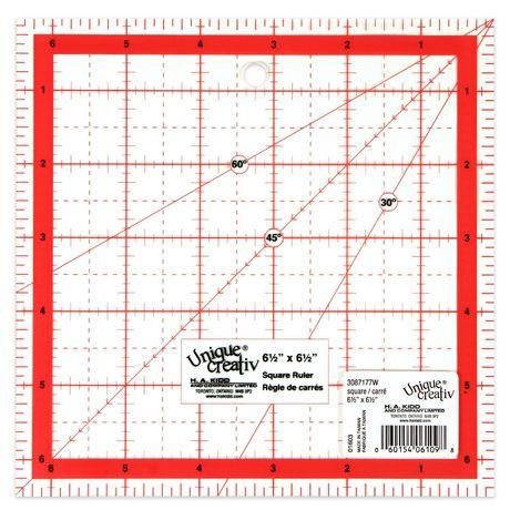 Unique Creativ Square Ruler - image 1 of 1