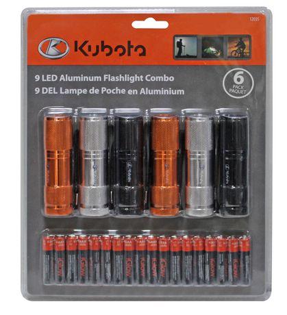 Kubota LED Mini Flashlights - image 1 of 1