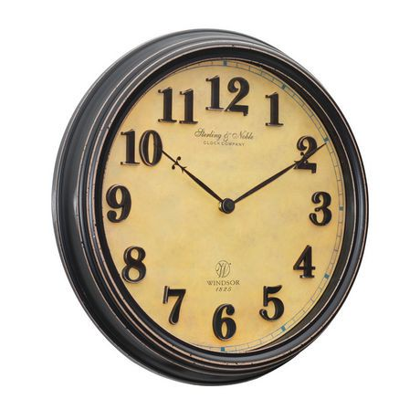 Old World Wall Clock Walmart Canada