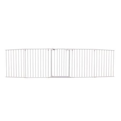 Bily White Metal Barrier Superyard - image 2 of 4