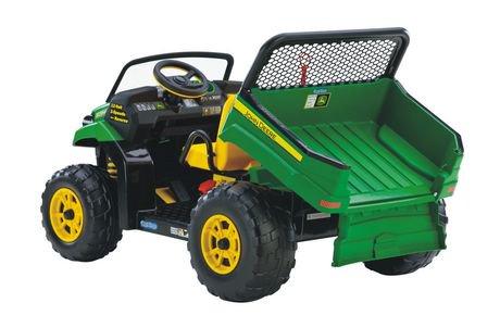 qt - Tracteur John Deere Enfant