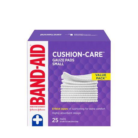 band aid gauze pads small 25s walmart canada