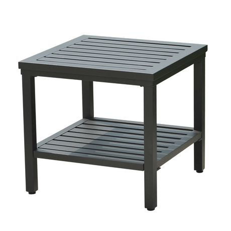 Sunjoy Side Table Patio Furniture