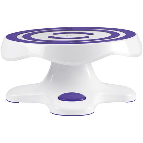 Wilton Tilt-N-Turn Ultra Cake Decorating Turntable ...