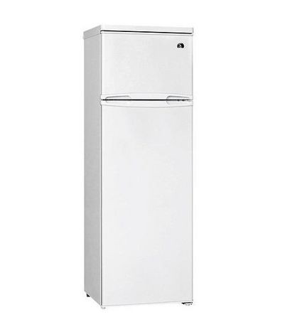 refrigerator 10 cu ft. curtis igloo 10 cu-ft. top freezer. fridge \u0026 freezer refrigerator cu ft