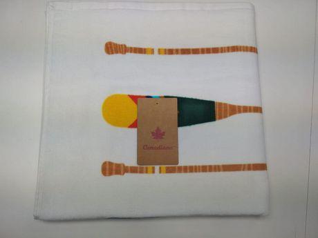 Canadiana Printed Beach towel - image 1 of 1