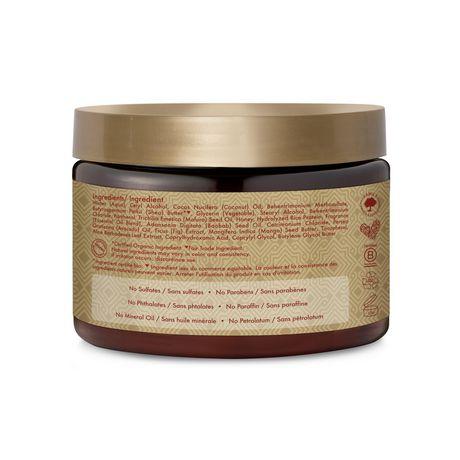 Shea Moisture Manuka Honey & Mafura Oil Intensive Hydration Hair Masque 340g - image 3 of 3