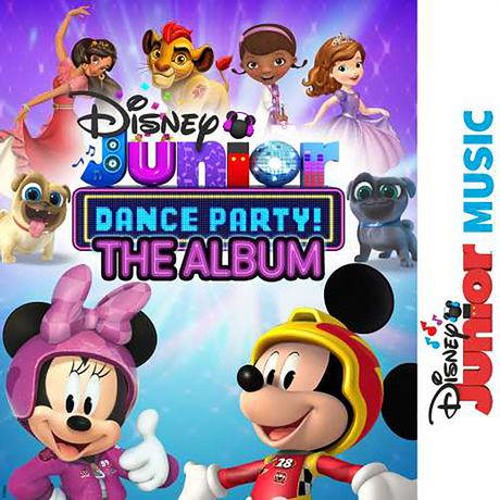 Various Artists Disney Junior Music Dance Party