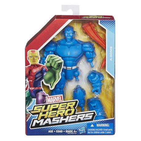 marvel super hero mashers a bomb figure walmart canada. Black Bedroom Furniture Sets. Home Design Ideas