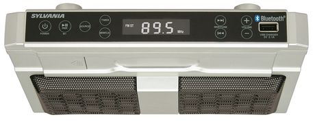 Sylvania Under Counter Bluetooth FM Radio | Walmart Canada