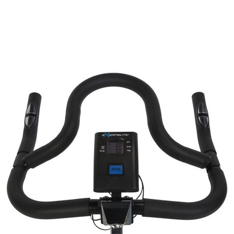 Exerpeutic LX7 Training Cycle with Computer Monitor and Heart Pulse Sensors - image 3 of 9
