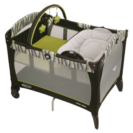 Graco Pack 'n Play Playard with Reversible Napper ...