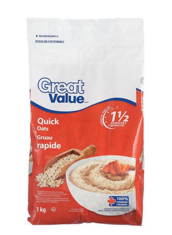 Great Value Quick Oats - image 1 of 2