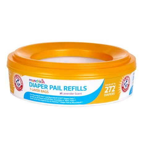 Munchkin Arm & Hammer™ Diaper Pail Lavender-Scented Refill Rings - image 1 of 4