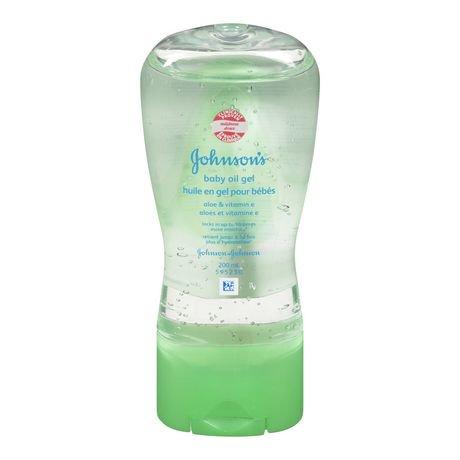 Johnson S 174 Baby Oil Gel With Aloe Vera Amp Vitamin E 200 Ml