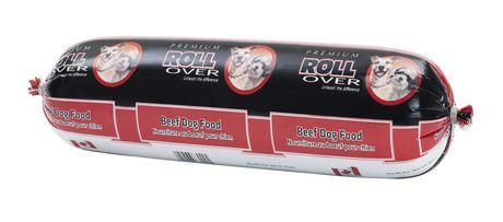 Rollover Premium Pet Food Ltd Premium Rollover Beef Dog Food - image 1 of 1