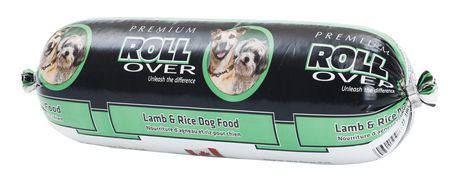 Rollover Lamb & Rice Dog Food - image 1 of 1
