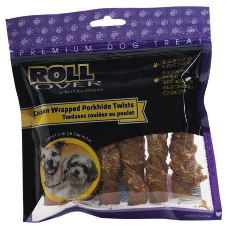 Rollover Dog Treats Canada