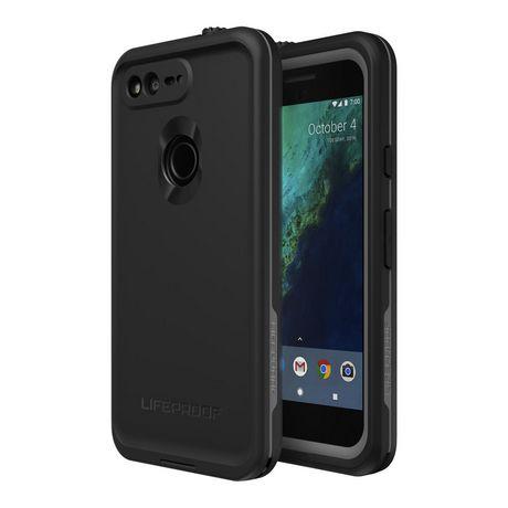 Étui Fre LifeProof pour Google Pixel 5 noir/gris - image 3 de 4