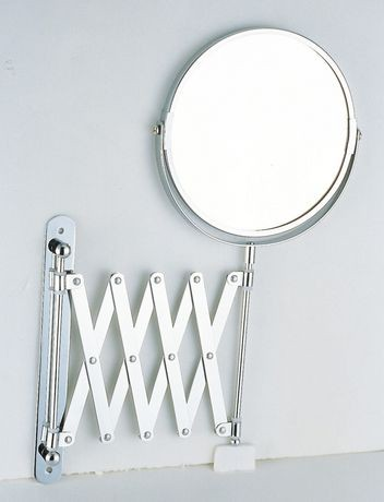 Expandable Bathroom Mirror