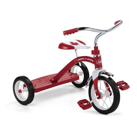 "Radio Flyer Classic Red 10"" Tricycle: 150th Anniversary - image 3 of 4"