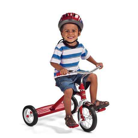 "Radio Flyer Classic Red 10"" Tricycle: 150th Anniversary - image 4 of 4"
