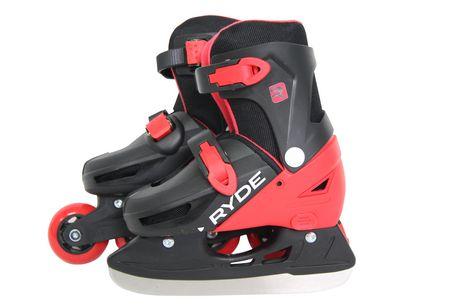 Ryde 2in1 Switcher Skate Boys Y8-Y11 - image 1 of 1