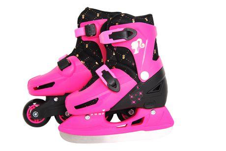 Barbie 2in1 Switcher Skate Y8-Y11 - image 1 of 1