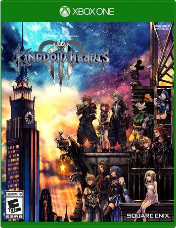 Kingdom Hearts III (Xbox One) - image 1 of 6