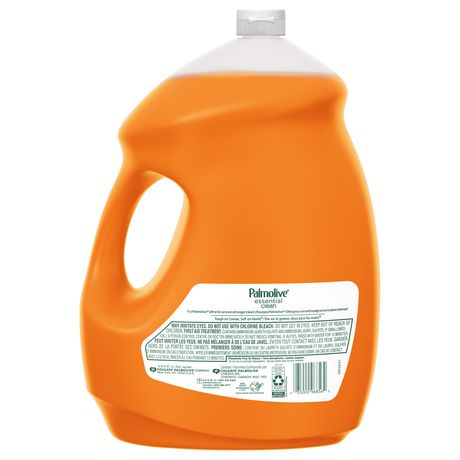 Palmolive Essential Clean Dishwashing Liquid Orange