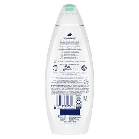 Dove Sensitive Skin Hypo-Allergenic Body Wash - image 3 of 9