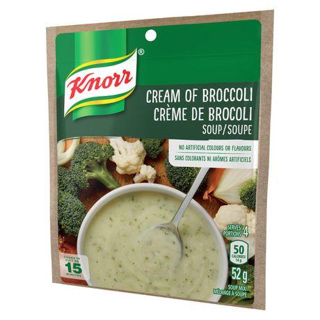 Mélange à soupe Knorr  Crème de Broccoli 52 GR - image 6 de 7