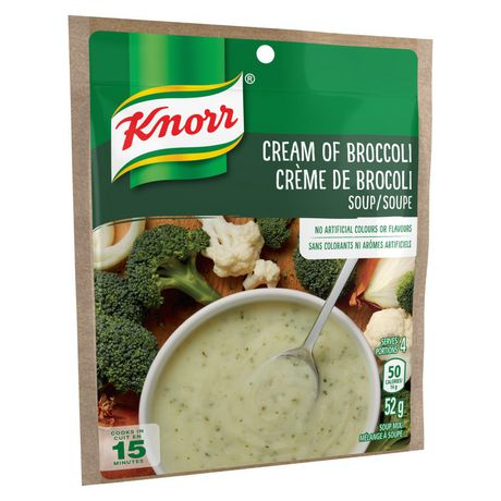 Mélange à soupe Knorr  Crème de Broccoli 52 GR - image 5 de 7