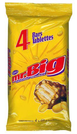 MR BIG Originale 4 Tablettes - image 1 de 2