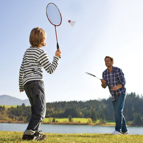 EastPoint 2 Player Badminton Racket Set - image 2 of 2