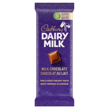 Cadbury Dairy Milk Milk Chocolate Walmart Canada