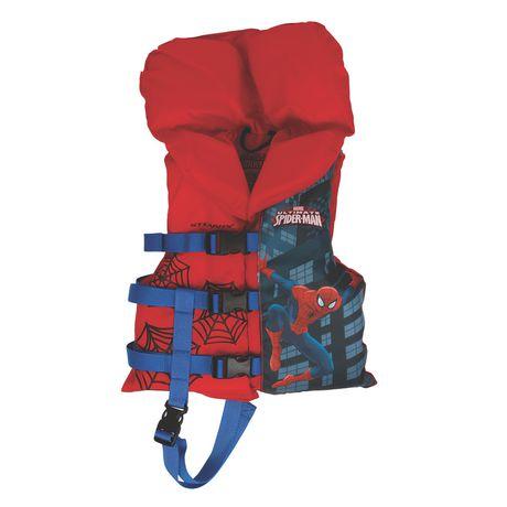 Coleman Child Nylon Vest - Spiderman - image 1 of 2