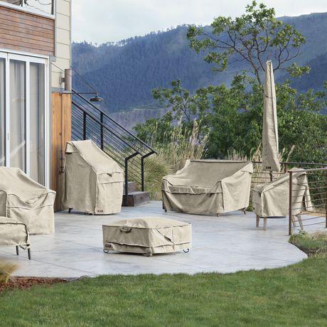 Mousse de coussin de chaise de patio Montlake de Classic Accessories - image 5 de 9