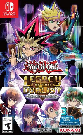 Yu-Gi-Oh! Legacy of the Duelist Link Evolution (Nintendo Switch) - image 1 of 9