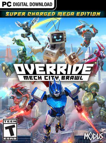 Override: Mech City Brawl - Super Charged Mega Edition [PC] - image 1 de 7