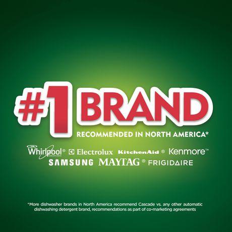 Cascade® Complete™ ActionPacs™ Dishwasher Detergent, Lemon Scent - image 8 of 8
