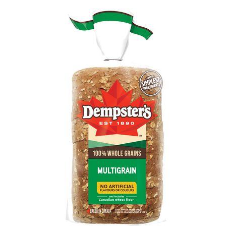 Dempster's® 100% Whole Grains Multigrain Bread - image 2 of 8