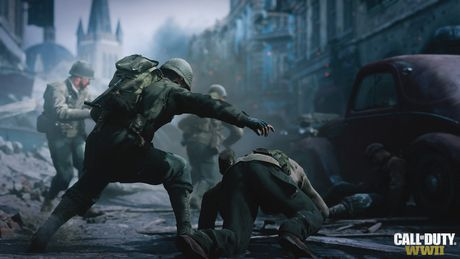 Call of Duty: WWII (PC) - image 2 of 8