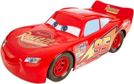 disney pixar cars 3 lightning mcqueen 20 inch vehicle walmart canada - Flash Mcqueen